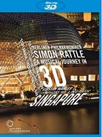 [英] 柏林愛樂新加坡演奏會3D版 (BERLINER PHILHARMONIKER IN SINGAPORE SIMON RATTL) (2012) (3D+2D)